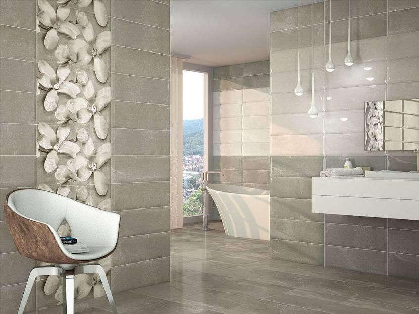 Раскладка плитки в ванной: схемы и красивые варианты 50 фото идей