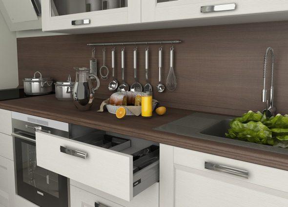 Столешница из дерева для кухни: плюсы и минусы, подбор древесины, уход