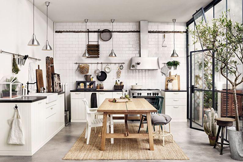 Столы для маленькой кухни: разновидности, советы по выбору и установке