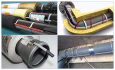 Теплоизоляция канализационных труб: изоляция канализационных труб снаружи и в земле