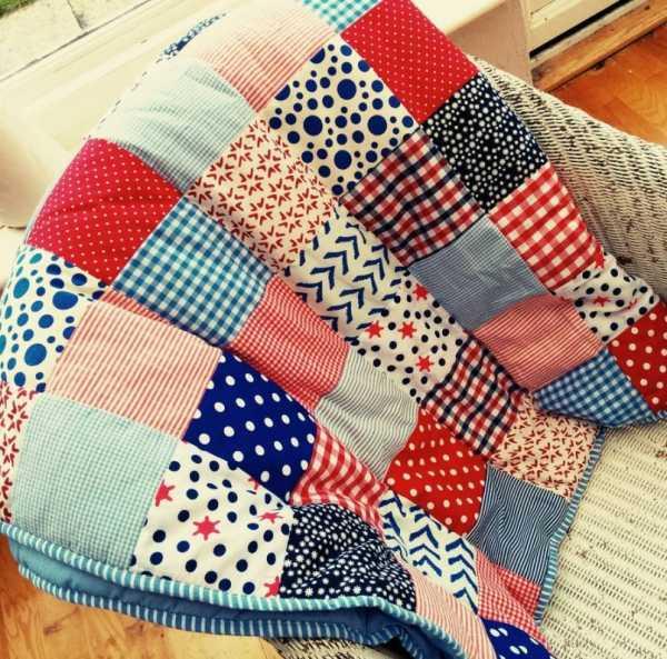Пэчворк одеяло: лоскутное, фото изделий в стиле пэчворк, своими руками, мастер-класс для начинающих, как сшить, схемы