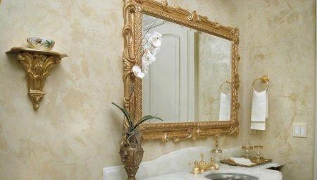 Как выбрать штукатурку для ванной комнаты и правильно ее наносить