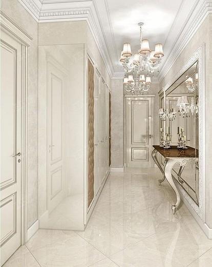 Темные двери в сочетание с интерьером светлых полов и обоев в квартире: фото, дизайн