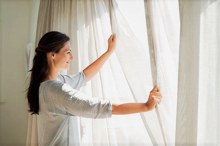 отбелить тюль в домашних условиях эффективно