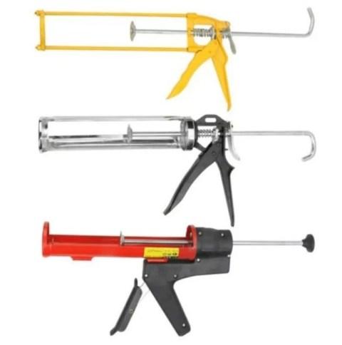 Выбираем пистолет для герметика