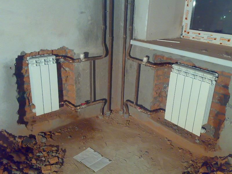 Почему шумят батареи отопления в квартире: виды и причины шума