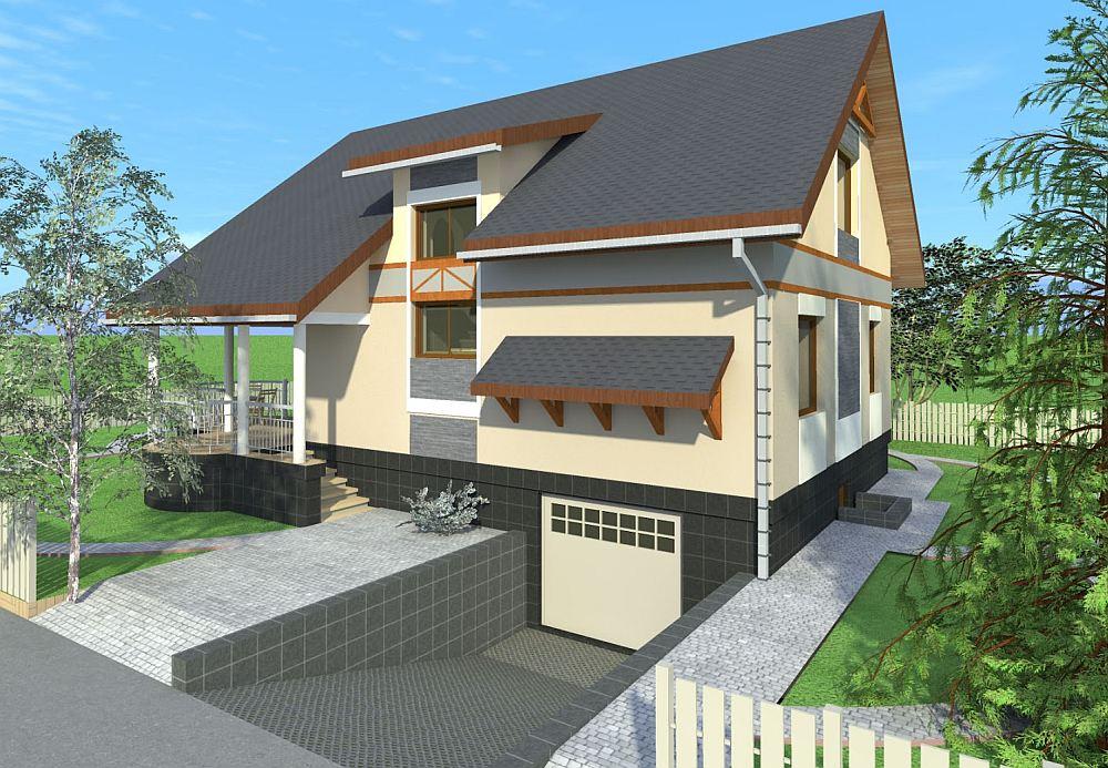 Как построить цокольный этаж дома своими руками?