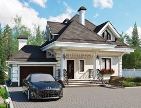 Проекты домов 10 на 12: одно и двухэтажные, с цоколем и мансардой – выбор проектов и вариантов отделки