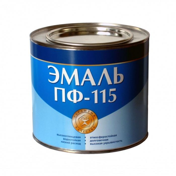 Гост 6465-76 эмали пф-115. технические условия