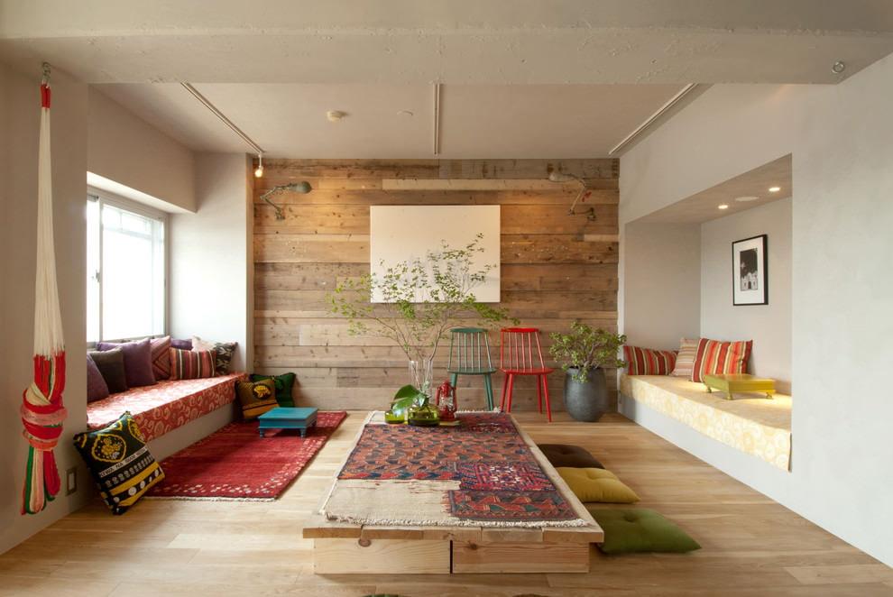 Обои для стен – идеи современных вариантов украшения стен для комнат (85 фото)