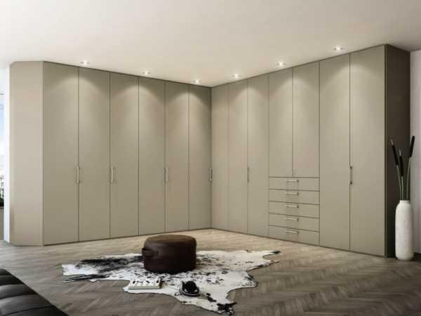 Зеркальные двери-купе для гардеробной (36 фото): распашные модели с зеркалом