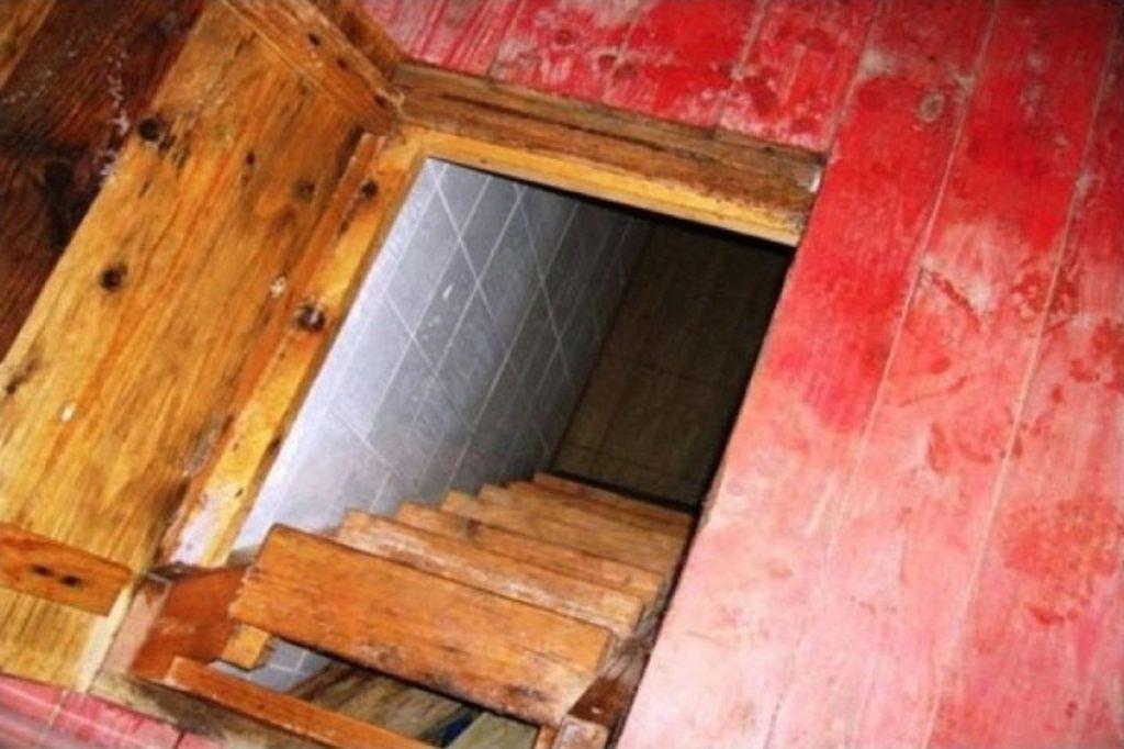 подвальное помещение в частном доме