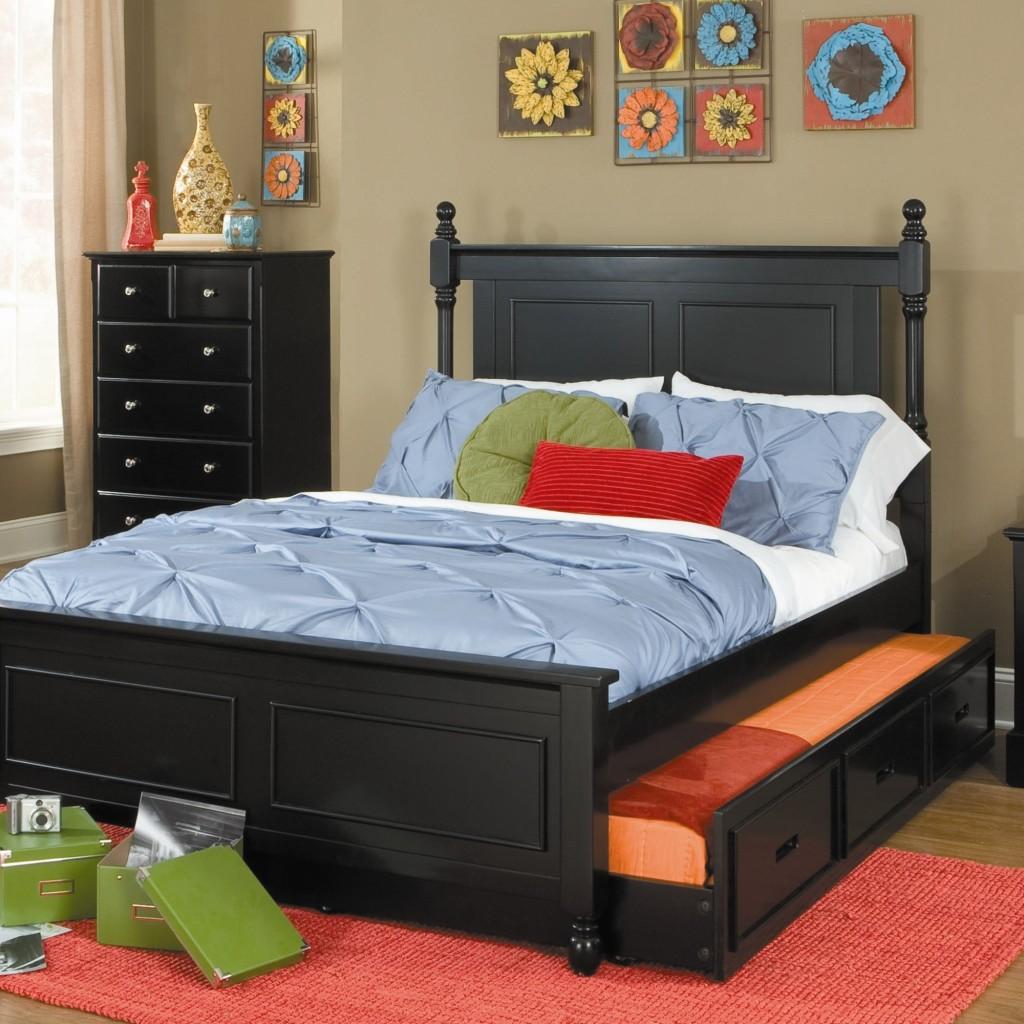 Двуспальная кровать икеа – фото в интерьере и реальные отзывы