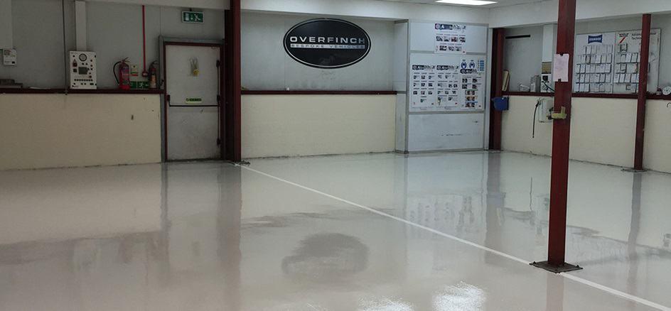 Полиуретановый пол в гараже: какое наливное покрытие пола выбрать для гаража – компания technofloor компания technofloor