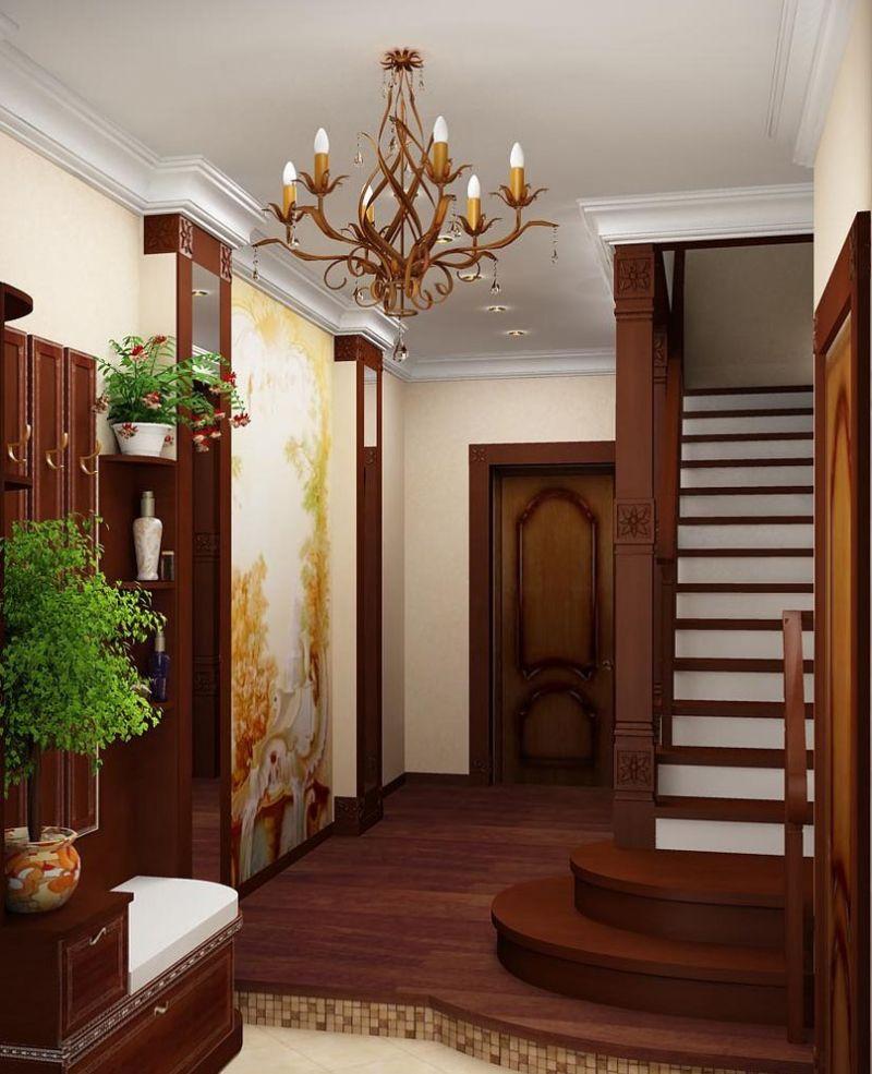 Особенности создания дизайна узкого коридора