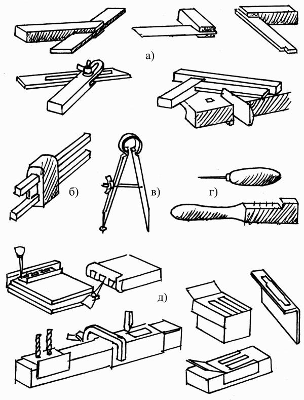Специальные инструменты - rubankov