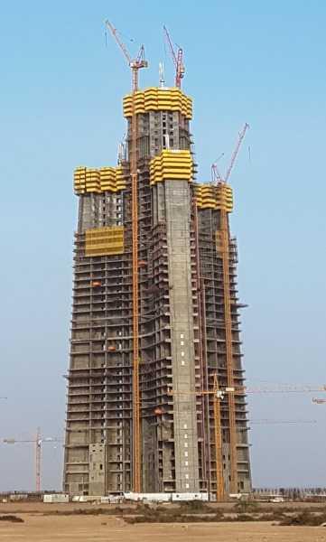 Сколько этажей в самом высоком здании в мире - hi-news.ru
