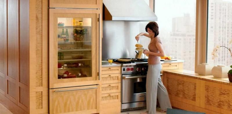 Как правильно установить встраиваемый холодильник