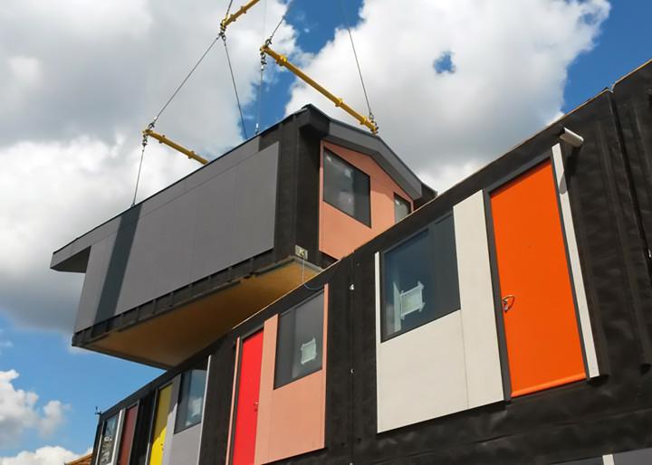 модульные каркасные дома