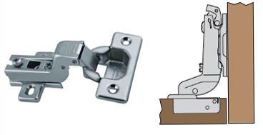 Мебельные петли для шкафов: разновидности, производители, рекомендации по выбору