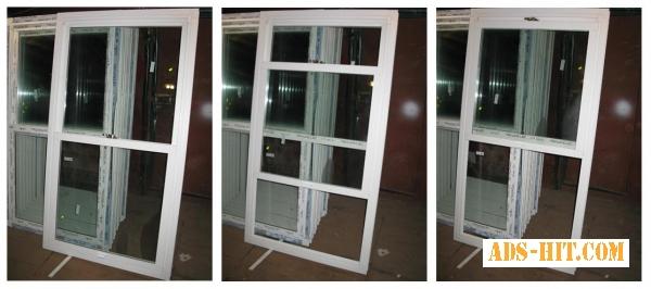 Вертикальные окна