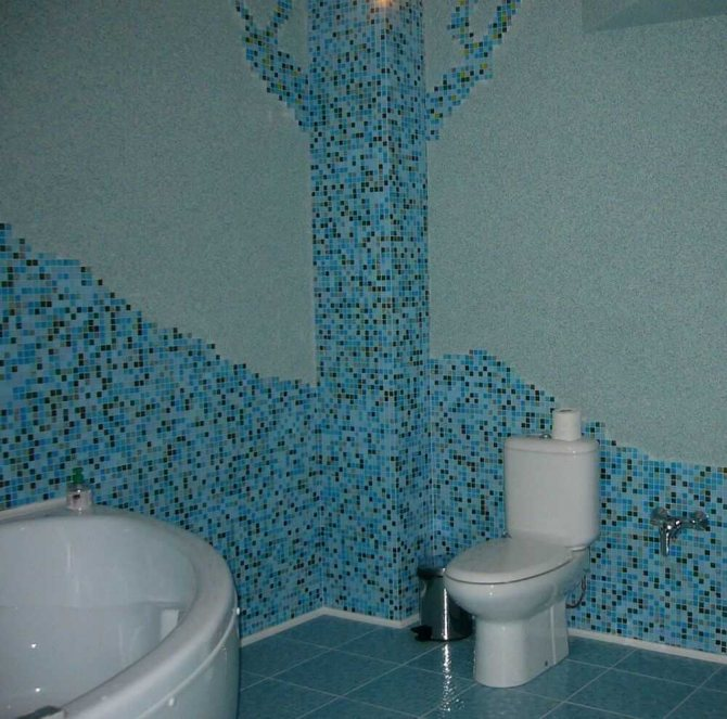 Выбор влагостойкой шпаклевки для ванны и правила ее нанесения