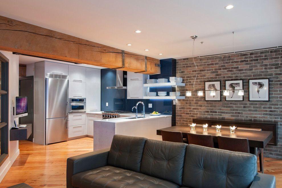 Дизайн квартиры в современном стиле: 75 фото реальных интерьеров