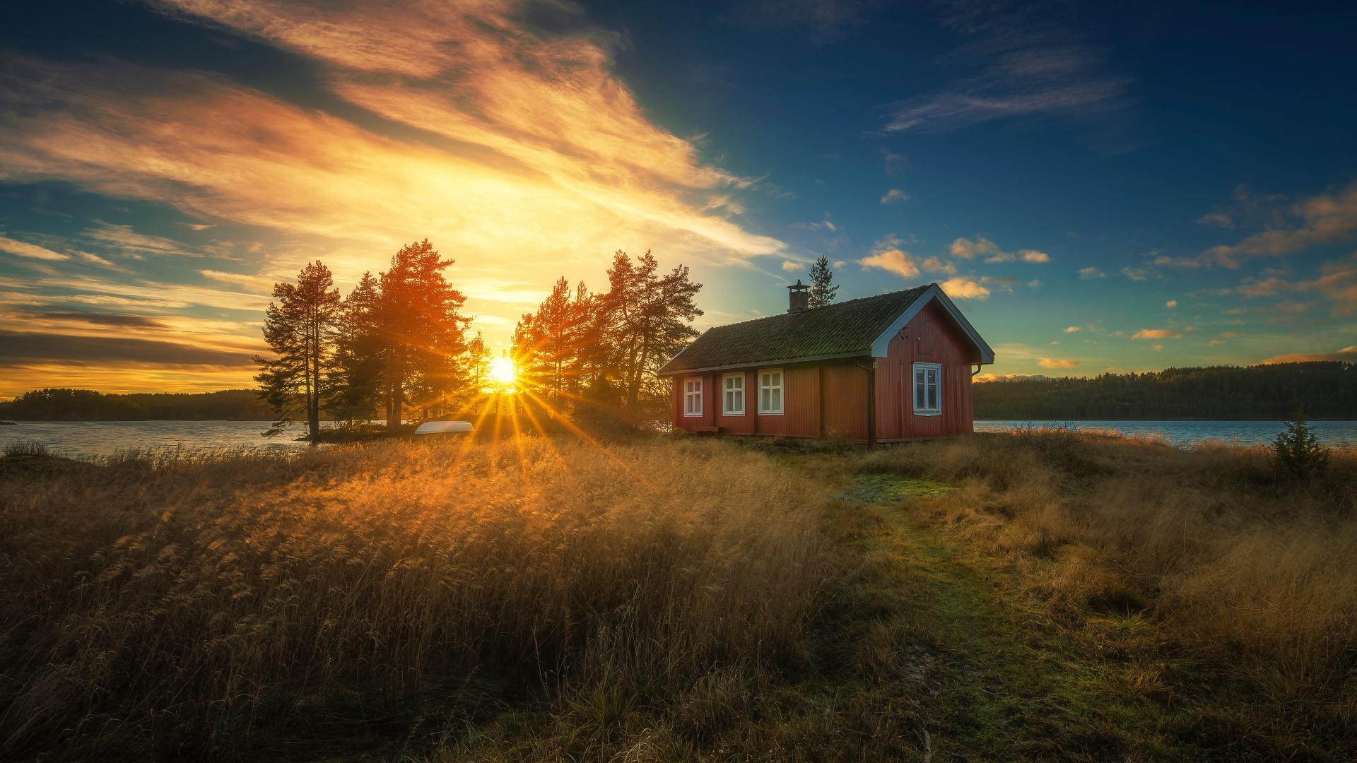 Преимущества жизни в современной деревне или просто за городом