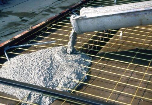 Температура застывания бетона: как застывает бетонный раствор