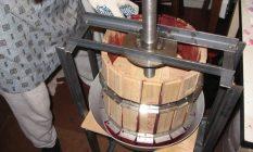 Способы изготовления пресса для яблок своими руками | топфазенда