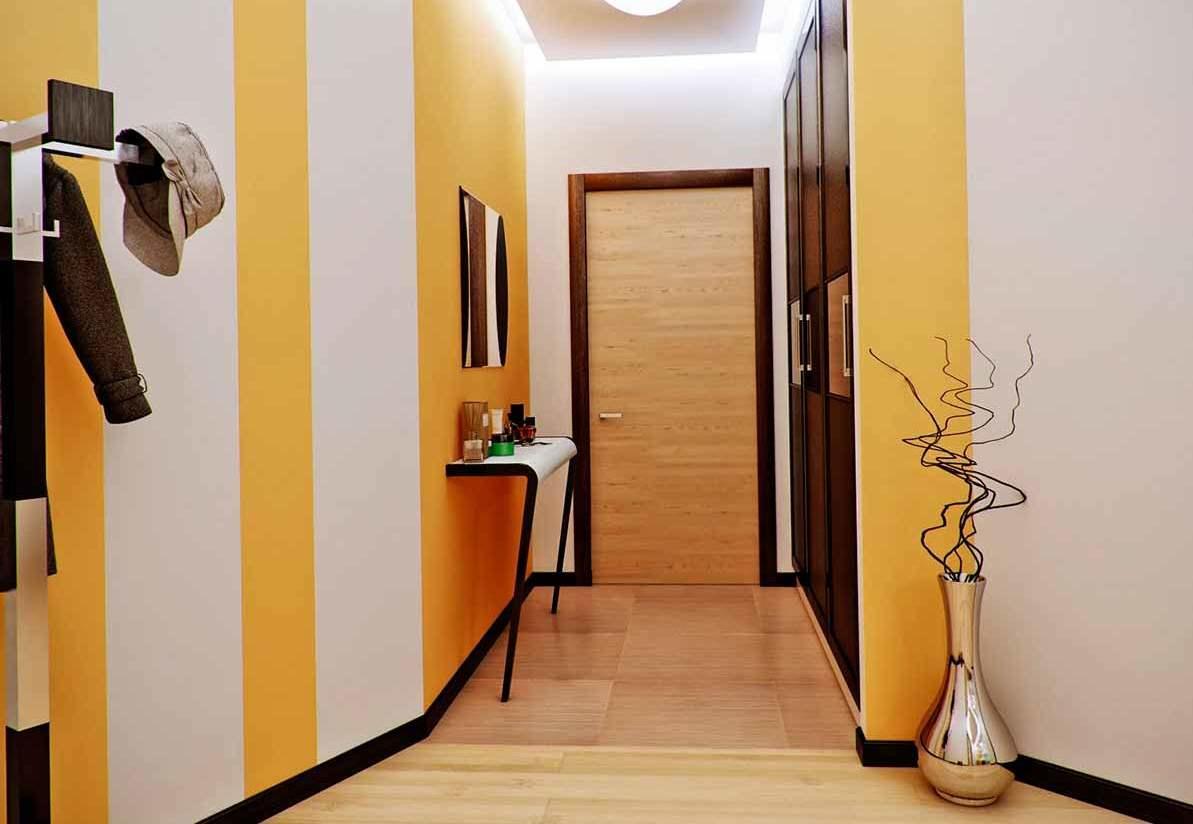 Прихожая для узкого коридора: [выбираем мебель идей 2019 года]
