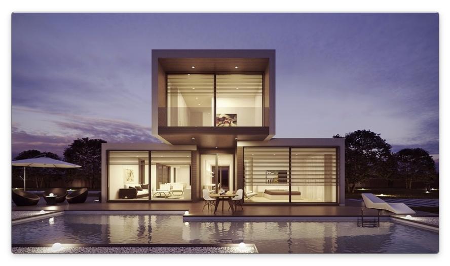 модульные домики
