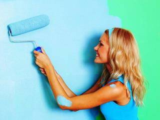 13 лучших красок для потолка