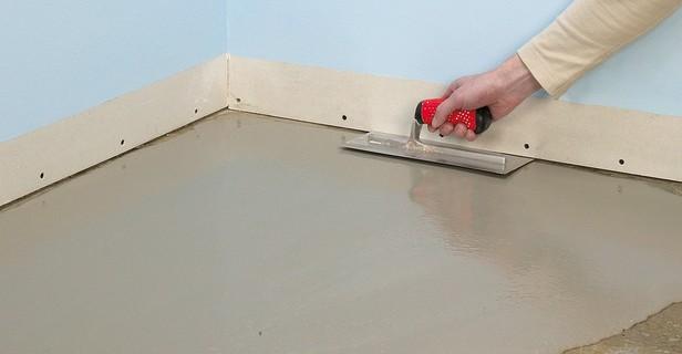 Как выбрать наливной пол для отапливаемого и неотапливаемого гаража, пошаговая технология заливки своими руками
