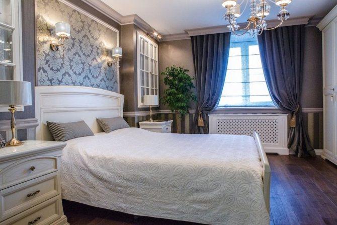 Ковер в спальню — новинки стильного дизайна 2020 года