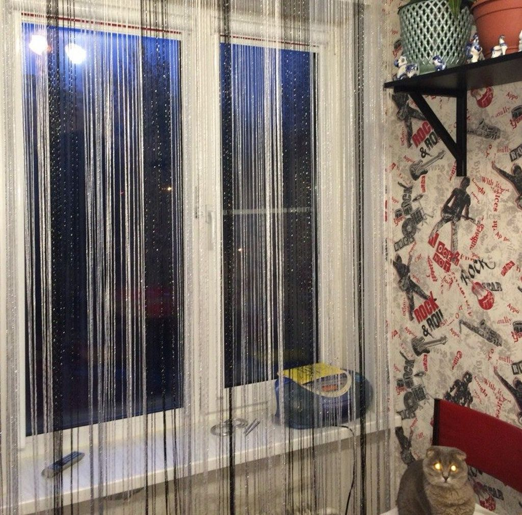 шторы сетка