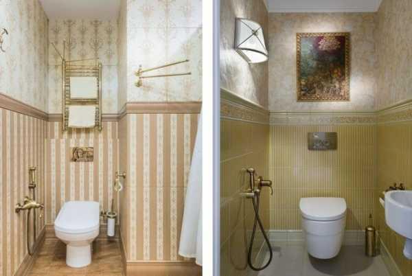 75 решений для интерьера ванной комнаты совмещенной с туалетом