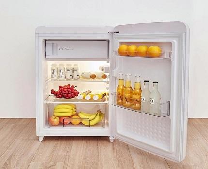 10 лучших мини-холодильников