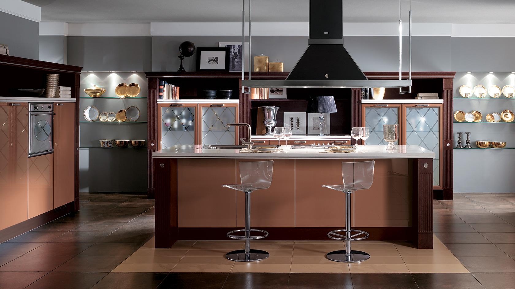 Купить итальянские кухни в москве, кухни с фасадами из массива, фото и дизайн, каталог и цена, стоимость и размер, доставка и заказ, производство итальянских кухонь