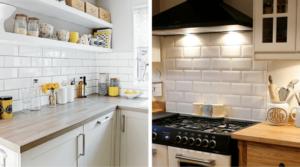 Фартук для кухни под кирпич: кухонный фартук под кирпичную кладку