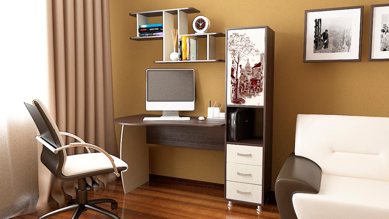 Современные компьютерные столы для дома    блог компании ergostol