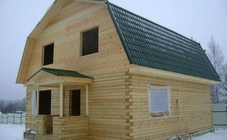 Правильная планировка дома 6 на 6 – пять полезных советов - уютный дом