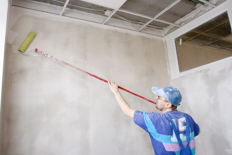 Как и чем шлифовать стены после шпаклевки быстро и эффективно