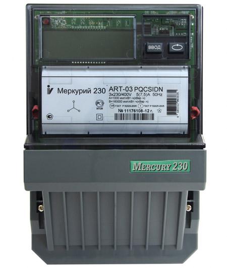 """Электросчетчики """"меркурий"""": меркурий-231"""