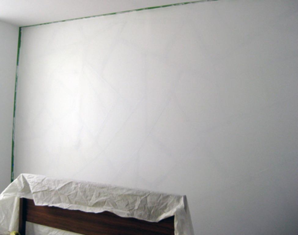 покраска стен геометрия