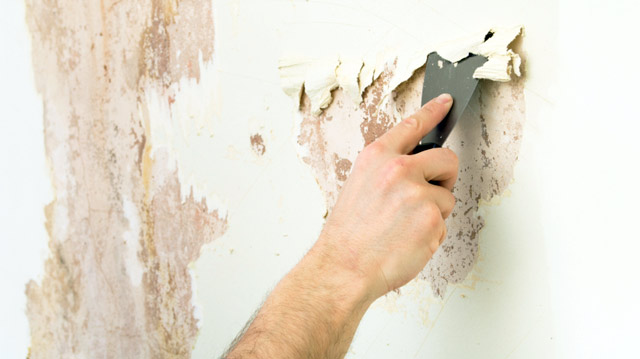 Подготовка стен к поклейке обоев своими руками