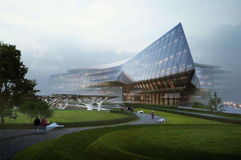 Опередившая время: архитектор заха хадид