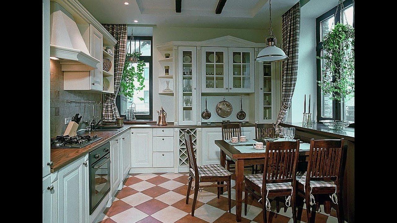 кухня в своём доме дизайн