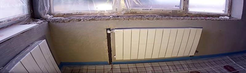 Напольные радиаторы отопления: особенности, принцип работы, виды