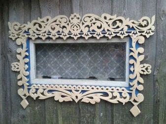 деревянная обналичка на окна